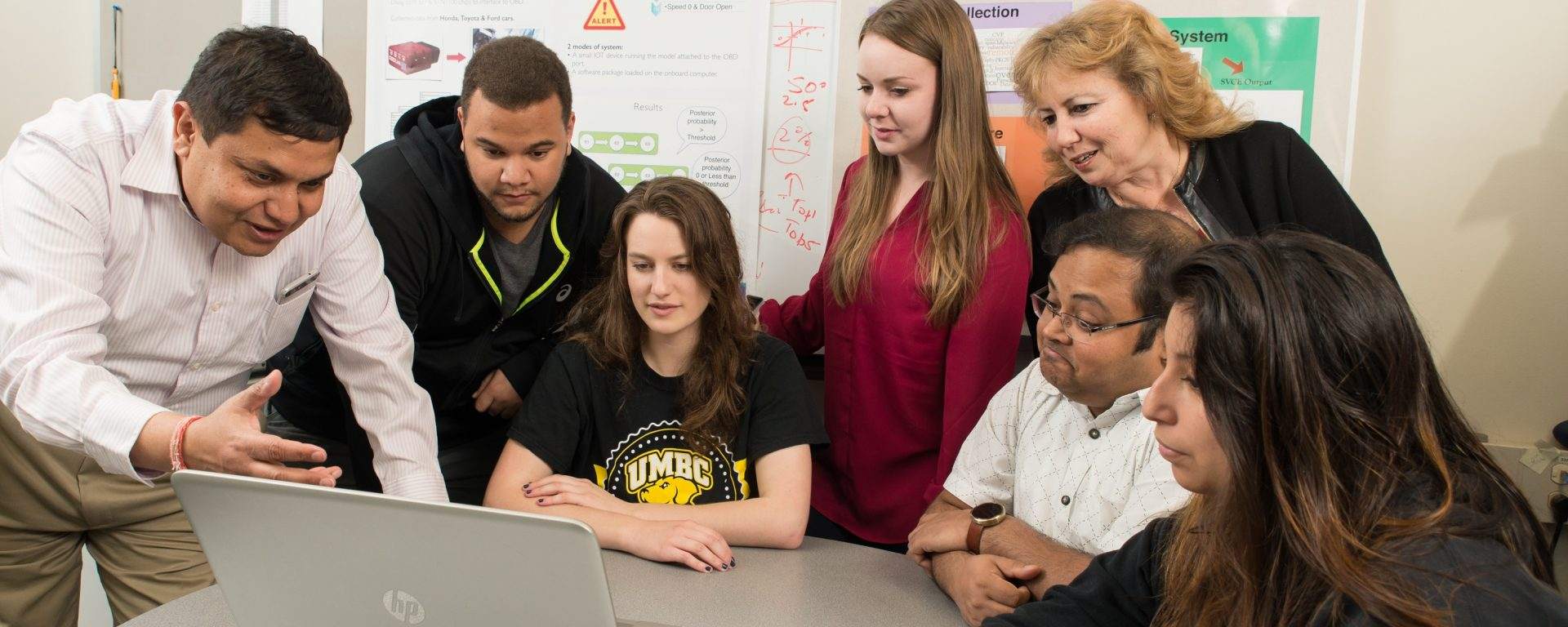 UMBC and IBM Research launch Cognitive Cybersecurity Lab