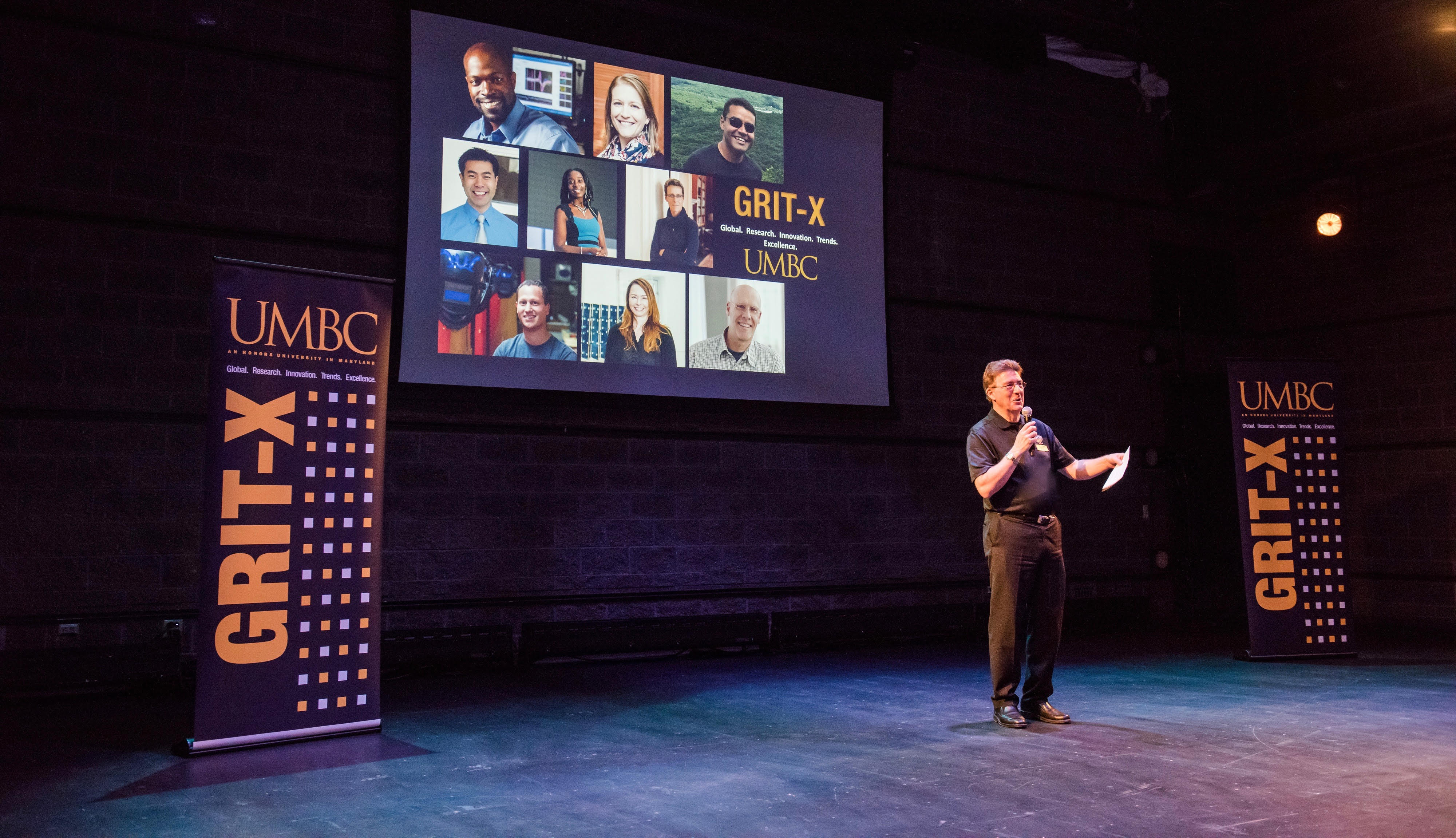 """GRIT-X talks showcase experiences of outstanding faculty and alumni """"from outer space to inner space"""""""