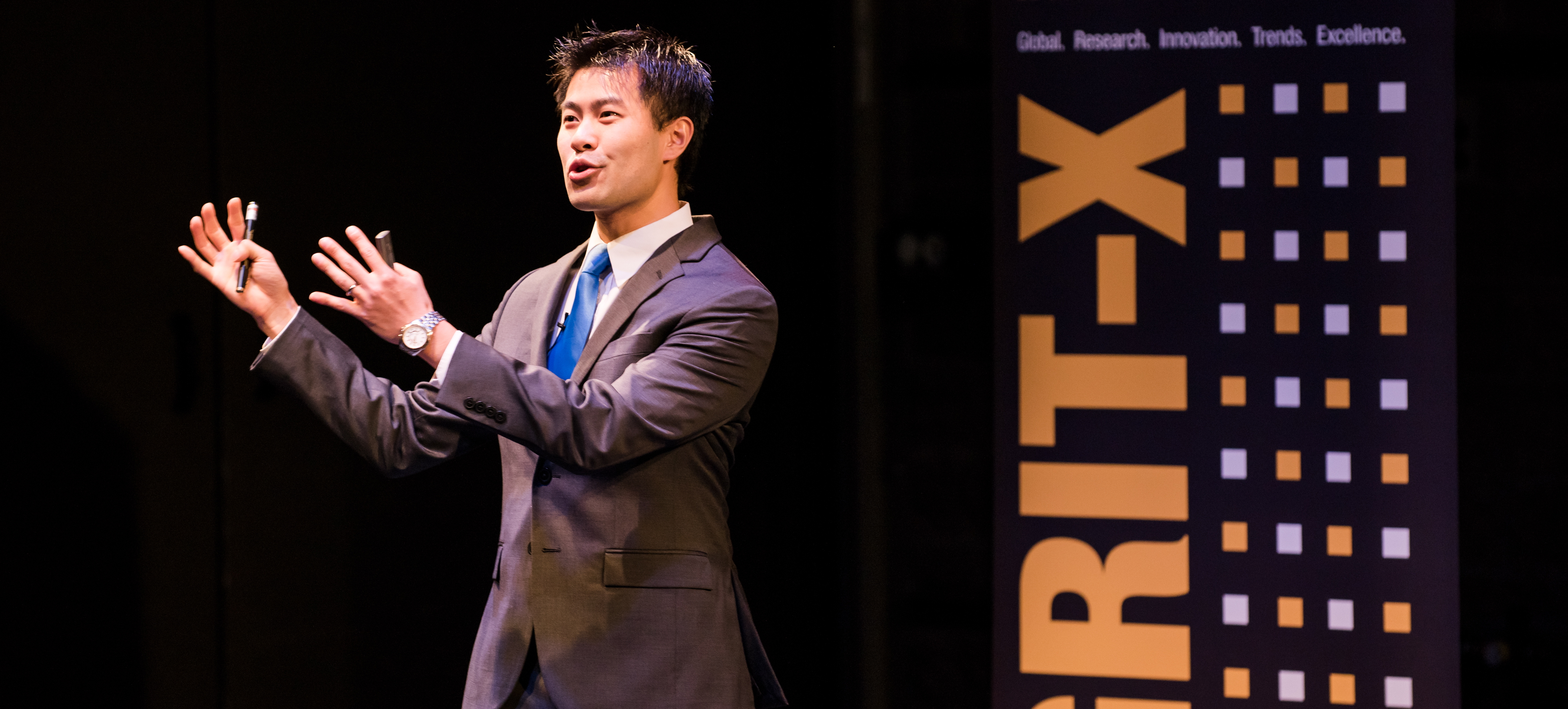 GRIT-X 2018 features UMBC Alumni, Faculty and Graduate Student
