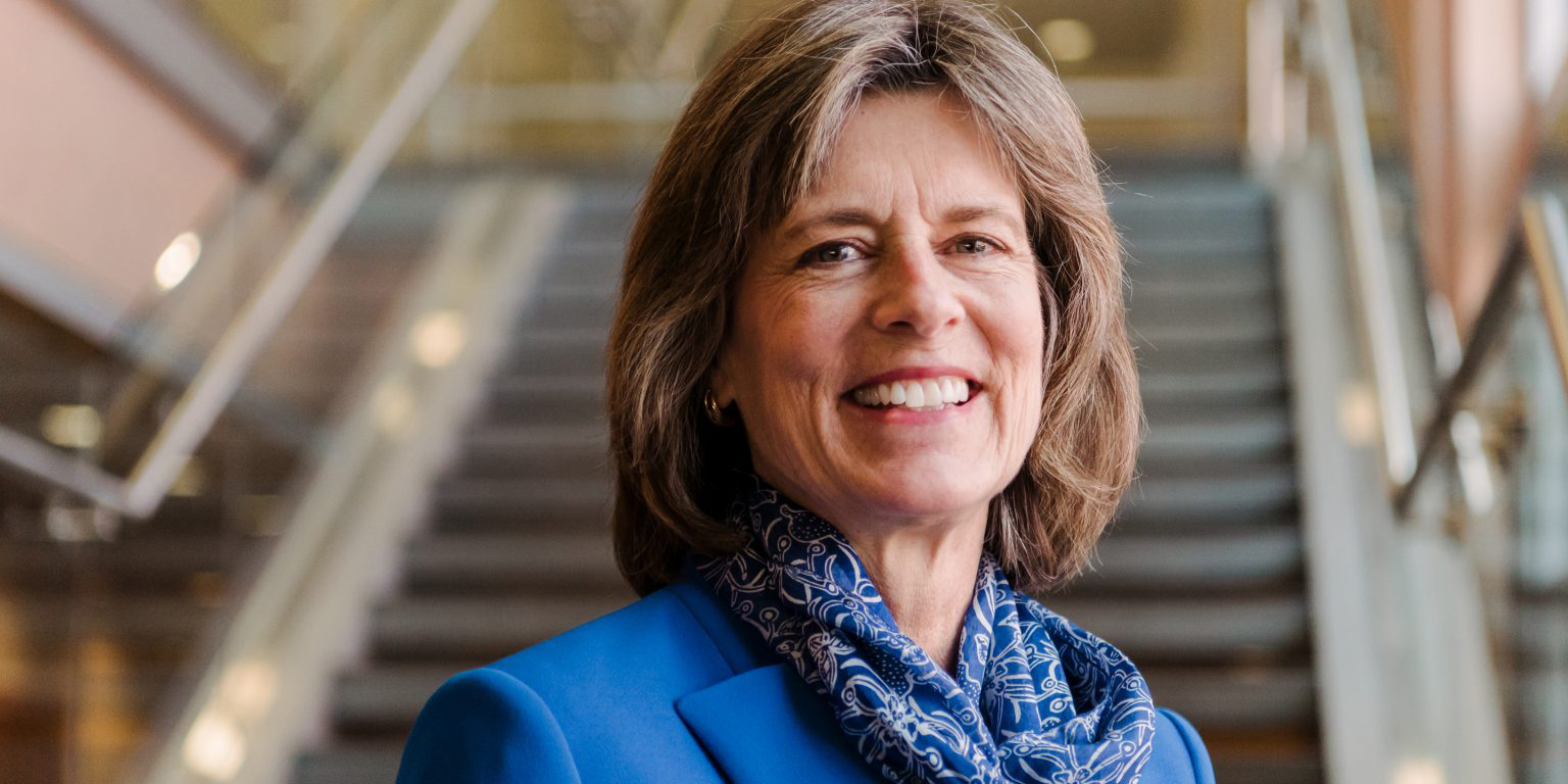 UMBC welcomes Donna Ruginski as executive director for cybersecurity initiatives