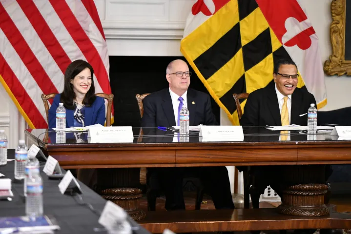 UMBC, State of Maryland launch Maryland Institute for Innovative Computing at cyber summit